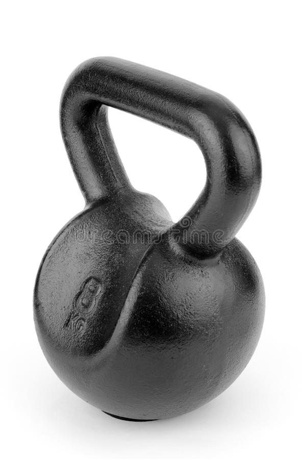 Kettle Bell stock photography