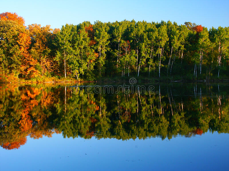 Kettle Moraine - Wisconsin royalty free stock photo