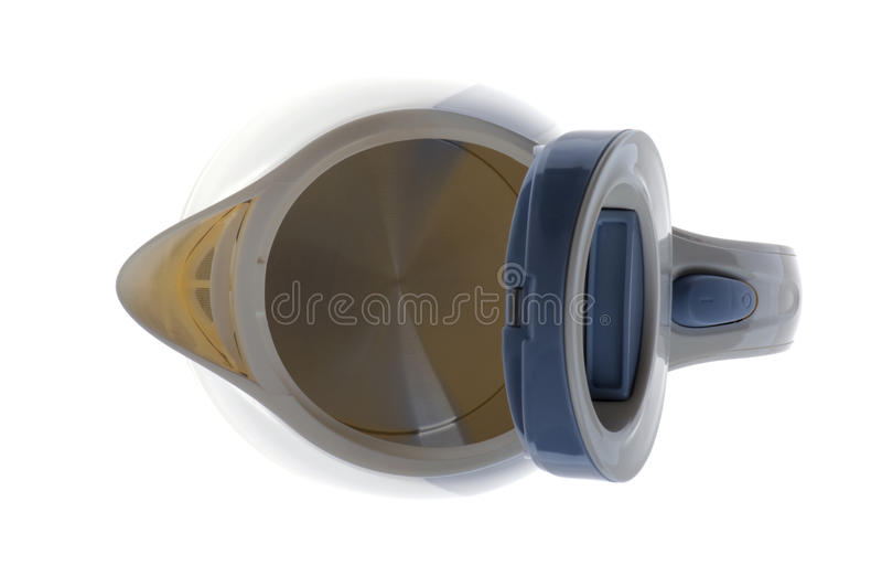 Download Kettle on white macro stock photo. Image of electrical - 14854544