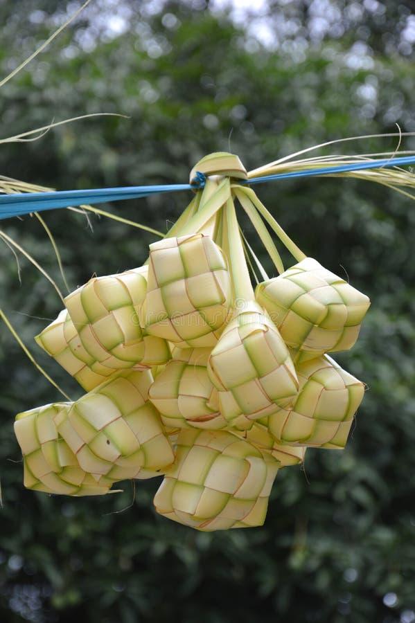 Download Ketupat stock photo. Image of harvest, natural, boiled - 35136720