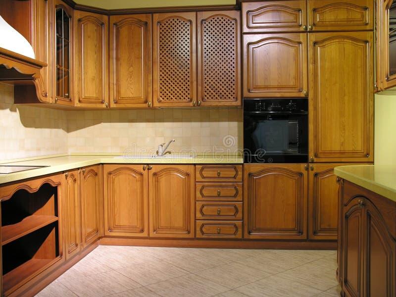 Keuken 17 royalty-vrije stock afbeelding