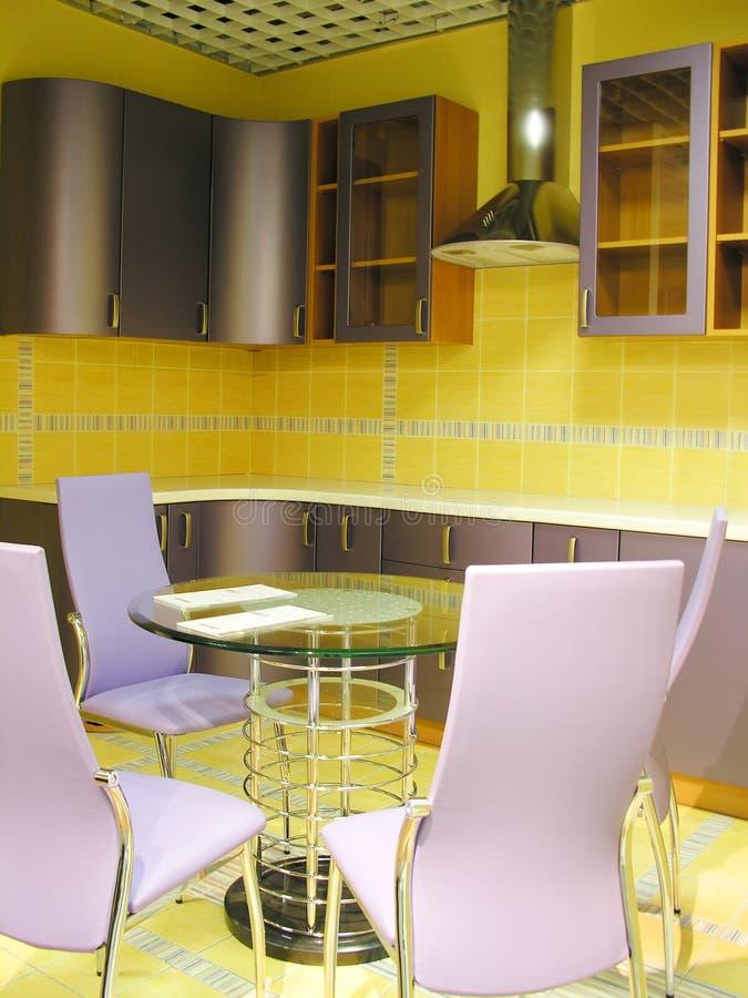 Keuken 3 royalty-vrije stock foto