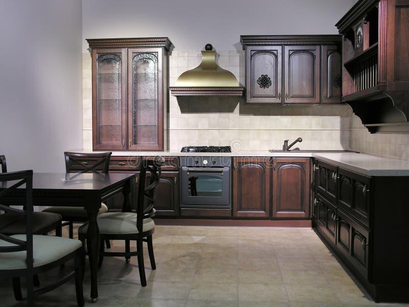 Keuken 6 royalty-vrije stock foto