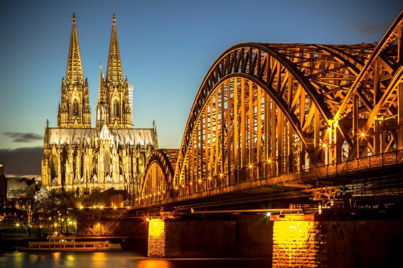 Keulen, Duitsland royalty-vrije stock afbeeldingen