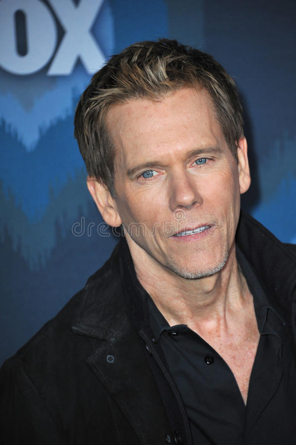 Kevin Bacon lizenzfreie stockfotos