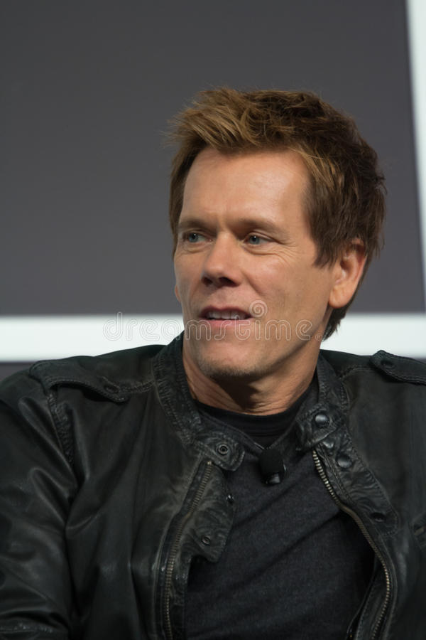 Kevin Bacon an SXSW 2014 stockbilder