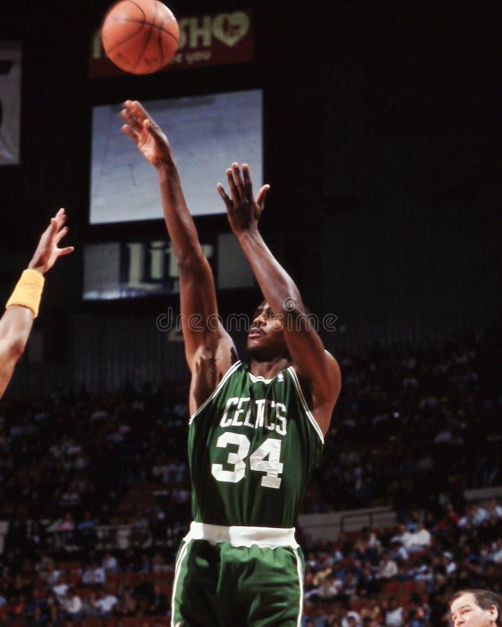 Kevin Gamble, Boston Celtics immagini stock libere da diritti