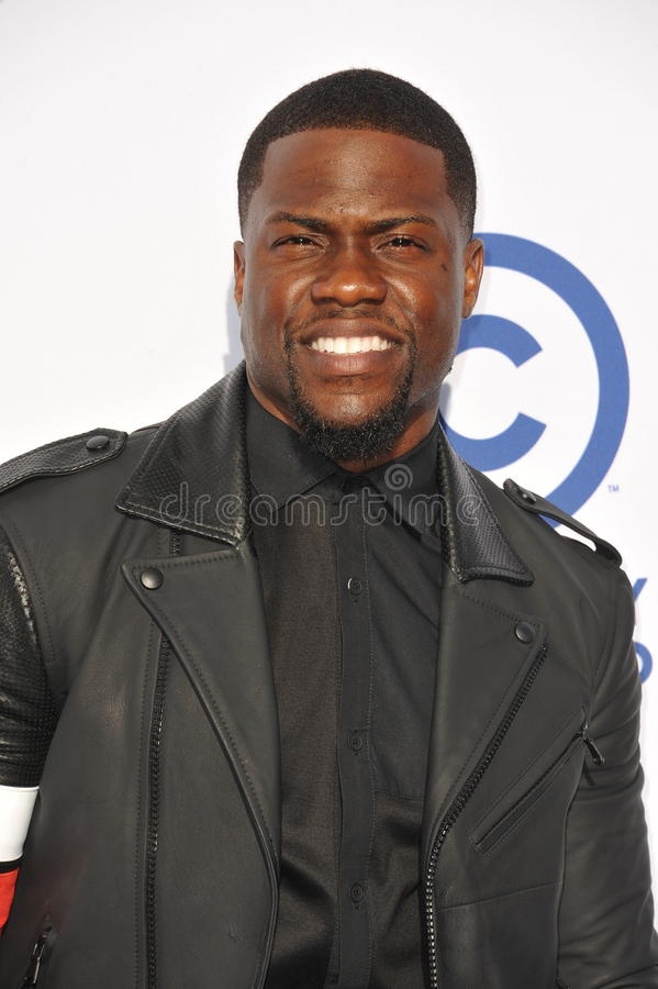 Kevin Hart stock foto's