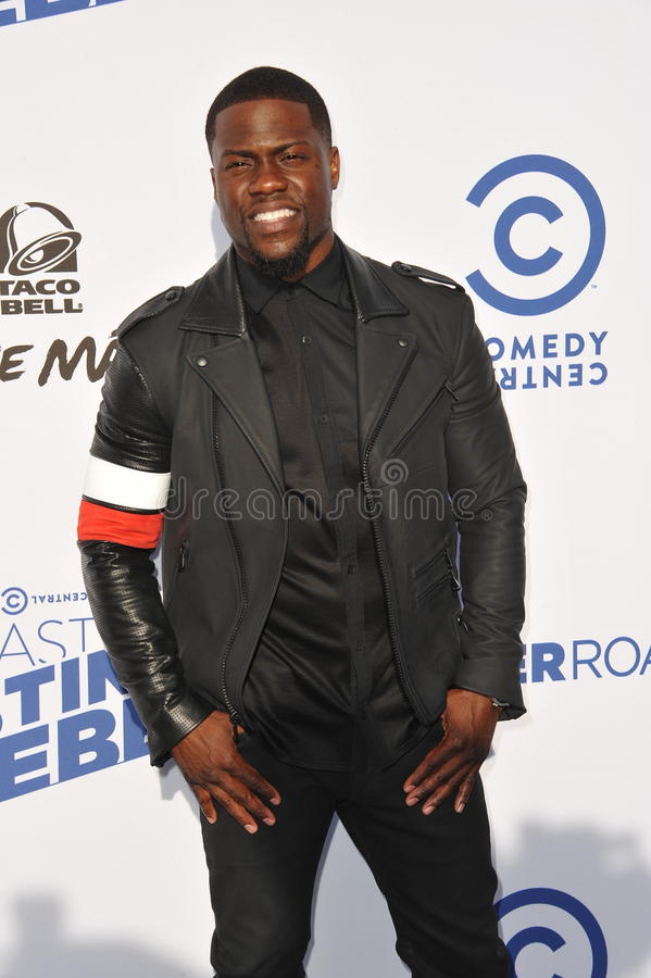 Kevin Hart royalty free stock image