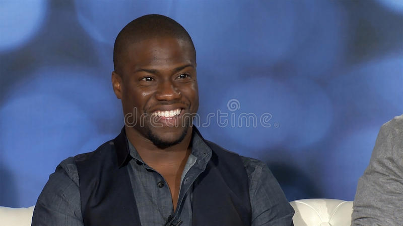 Kevin Hart stock photo