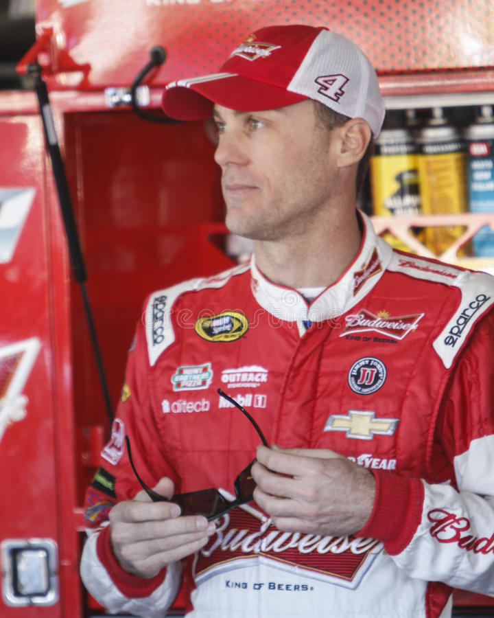 Kevin Harvick royalty free stock images