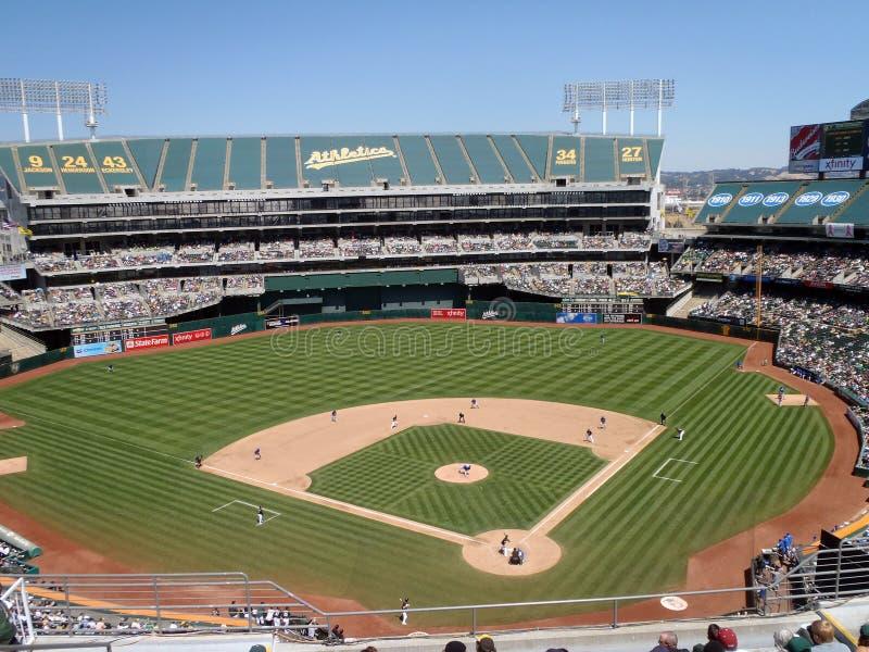 Kevin Kouzmanoff wacht op inkomende fastball royalty-vrije stock foto