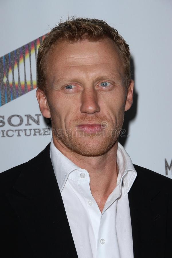 Download Kevin McKidd At The 6th Annual Editorial Stock Image - Image: 21784964