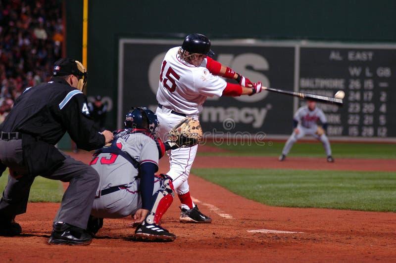 Kevin Millar Boston Red Sox immagini stock libere da diritti