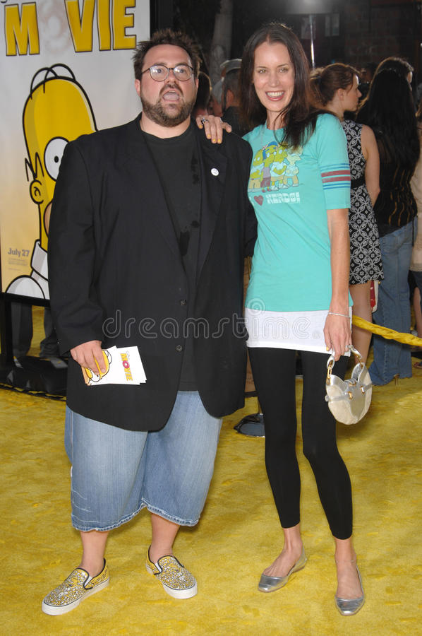 Download Kevin Smith, The Simpsons editorial photo. Image of kevin - 23976486