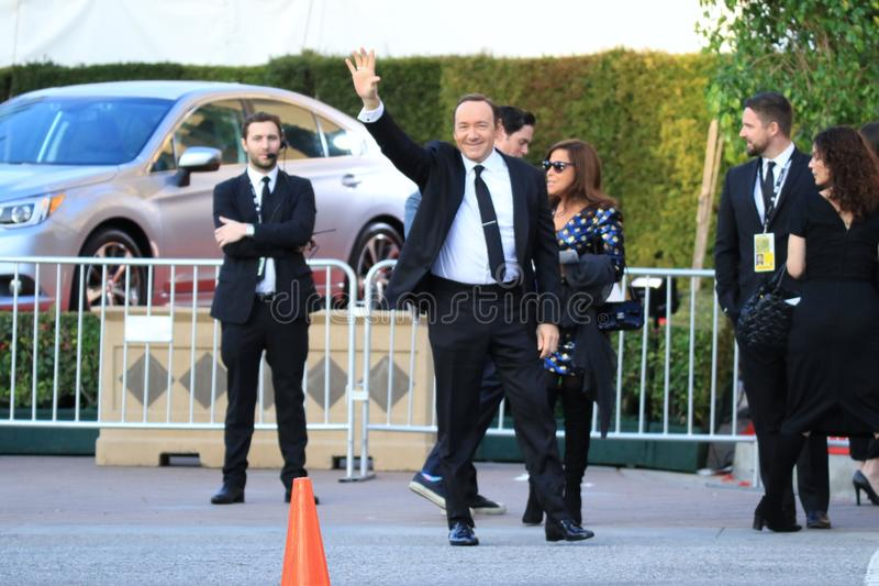 Kevin Spacey imagens de stock royalty free