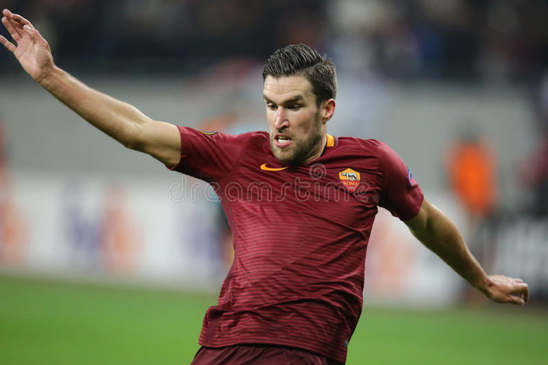 Kevin Strootman editorial photography. Image of grass ...