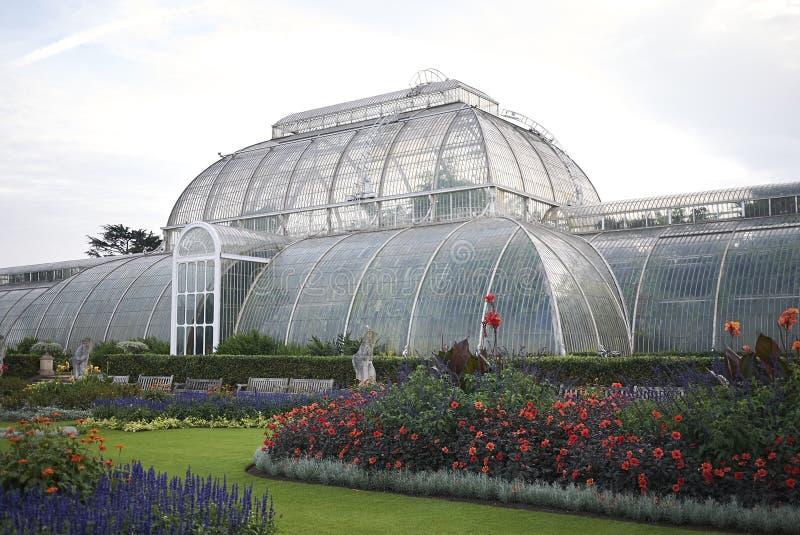 Kew ogródów glasshouse zdjęcie royalty free