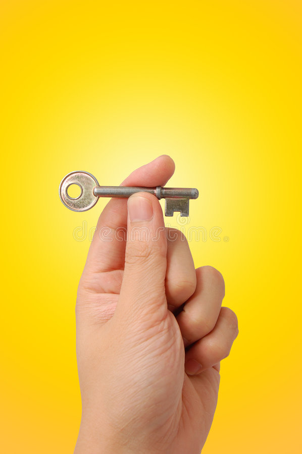 Download Key stock image. Image of business, hand, chances, finger - 1159857