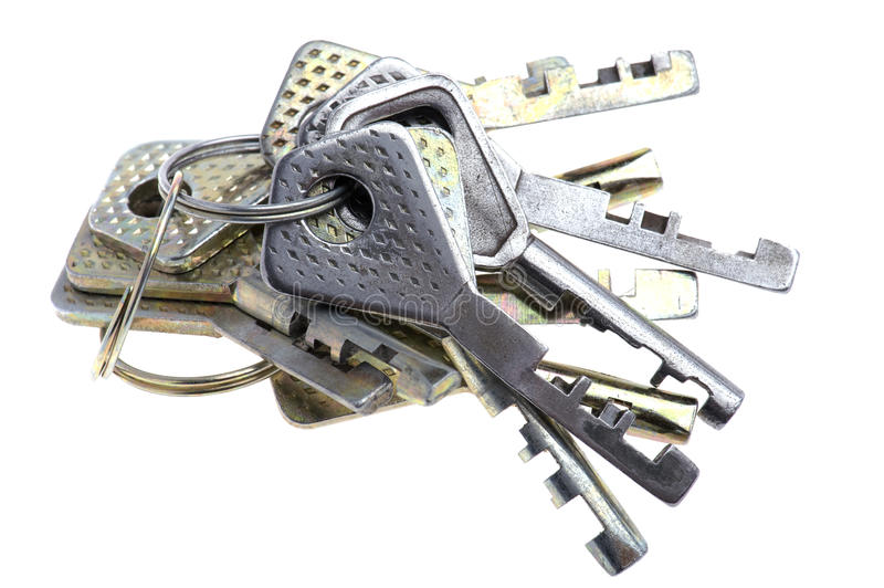 Download Key stock photo. Image of reflection, secure, lock, ring - 14854614