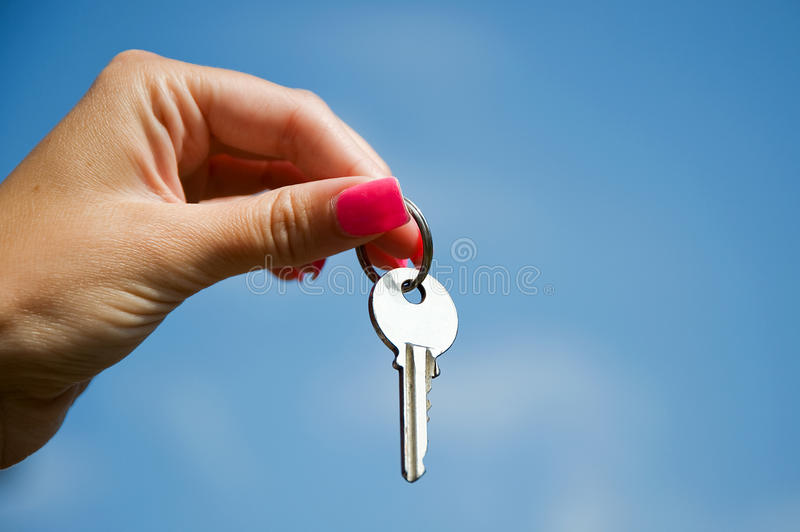 Download Key stock image. Image of investment, moving, finger - 20589025