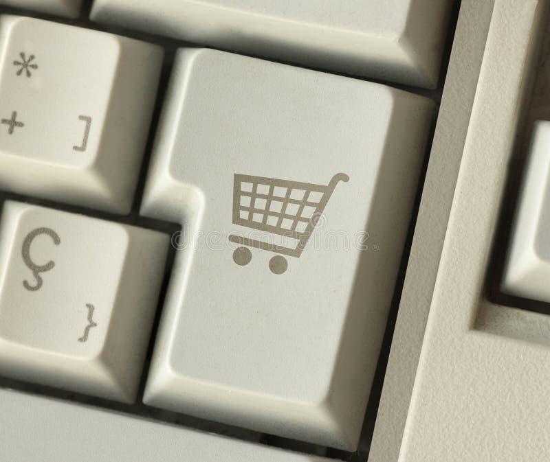 Download Key cart stock image. Image of gifts, click, check, cart - 10099851