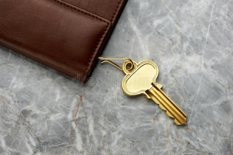 Download Key Case With Key Royalty Free Stock Images - Image: 14395399