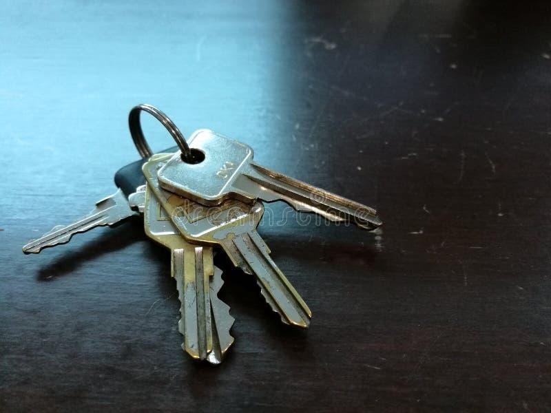Key chain royalty free stock photography