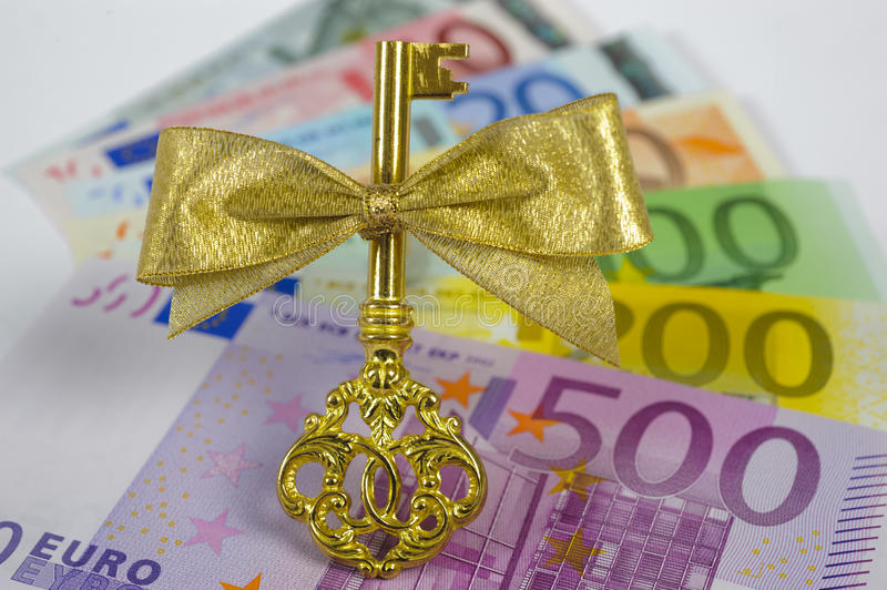 Download Key and euro stock photo. Image of euro, invest, banking - 23842280