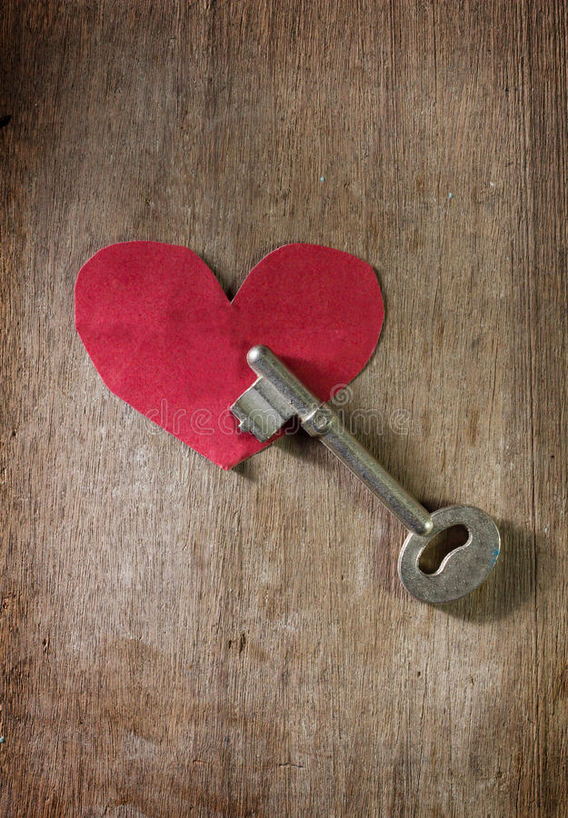 Download Key For Heart, Love, Mind Stock Photography - Image: 34044122