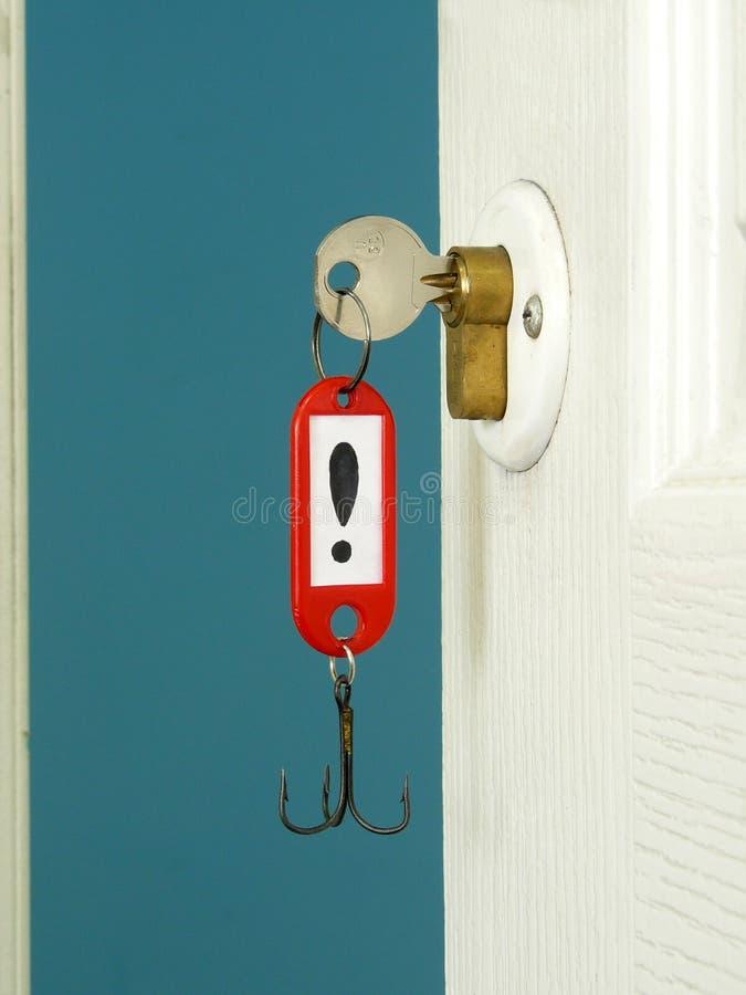 Download Key Hook stock image. Image of shine, protection, wood - 26613245
