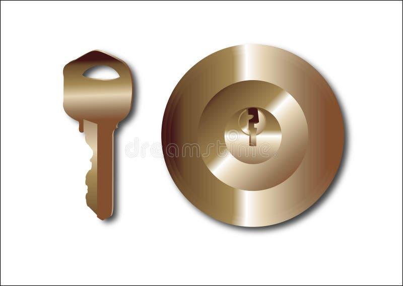 The key, key royalty free stock photo