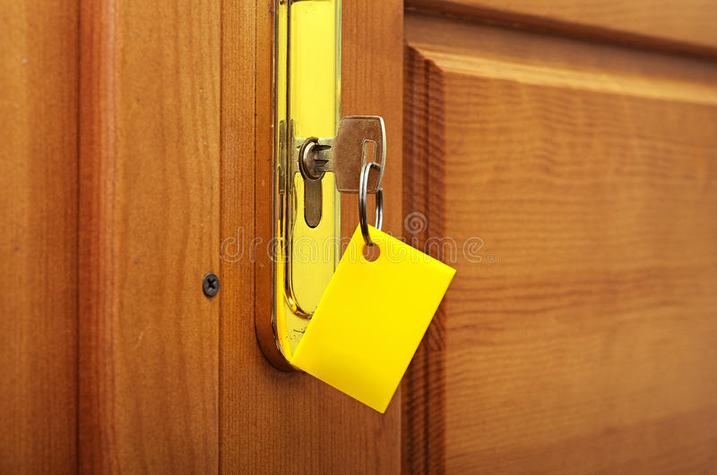 Download Key in keyhole stock image. Image of details, number - 27916041