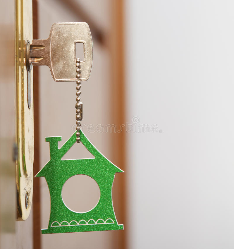 key keyhole royaltyfri fotografi