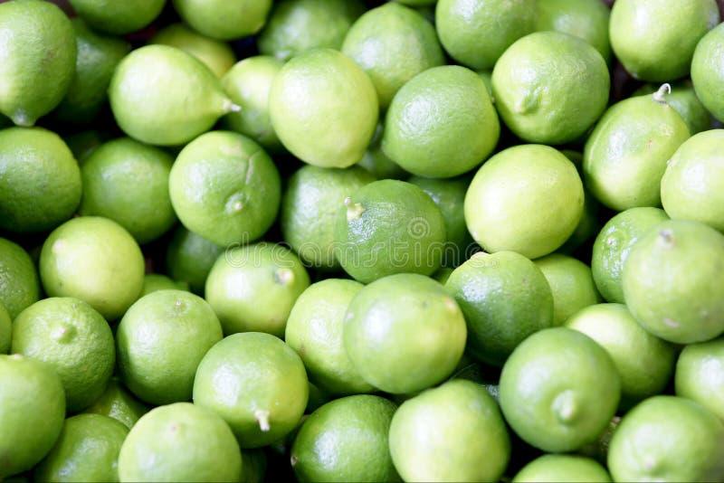 key limefrukter arkivfoton