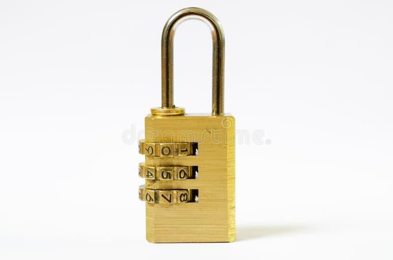 Key lock stock image