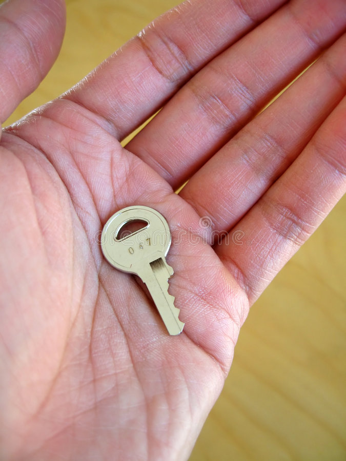 Download Key Opportunity 3 stock photo. Image of knowledge, lock - 837308