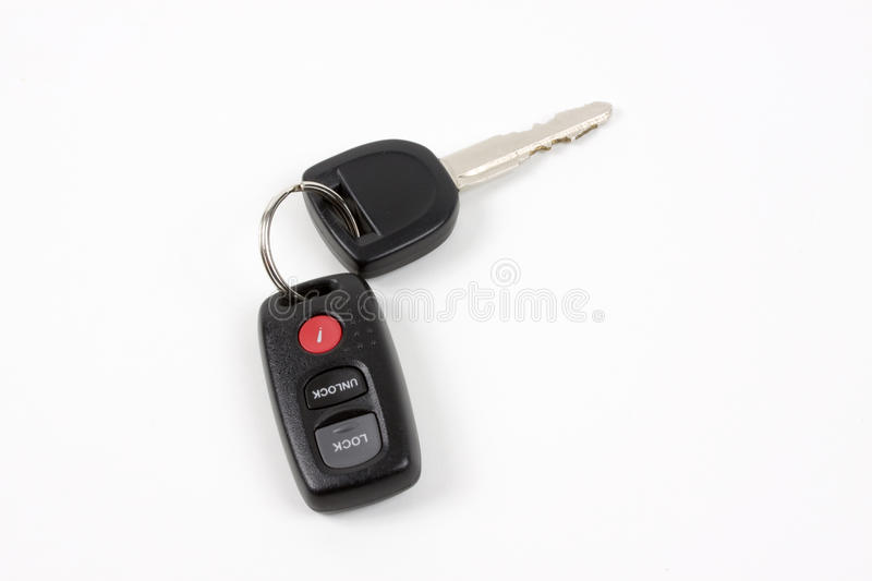 Key With Remote Stock Photography