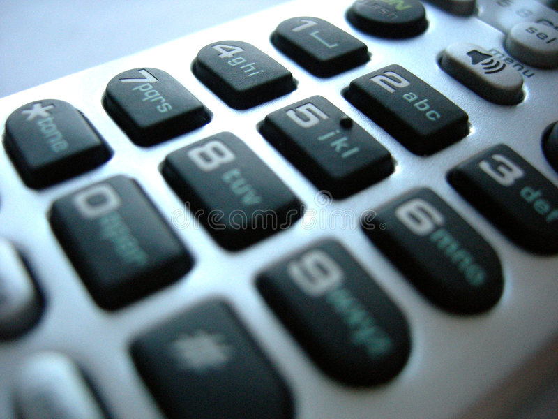 key telefon för block 02 royaltyfri fotografi