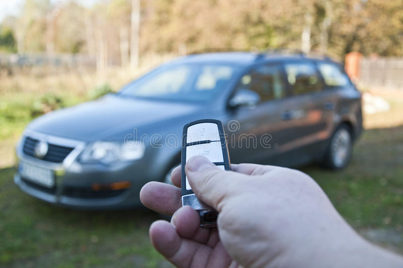 Key to auto stock photography