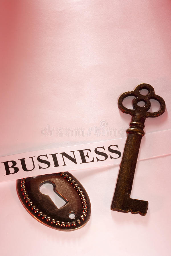 Download Key to Business stock image. Image of opening, background - 18931491