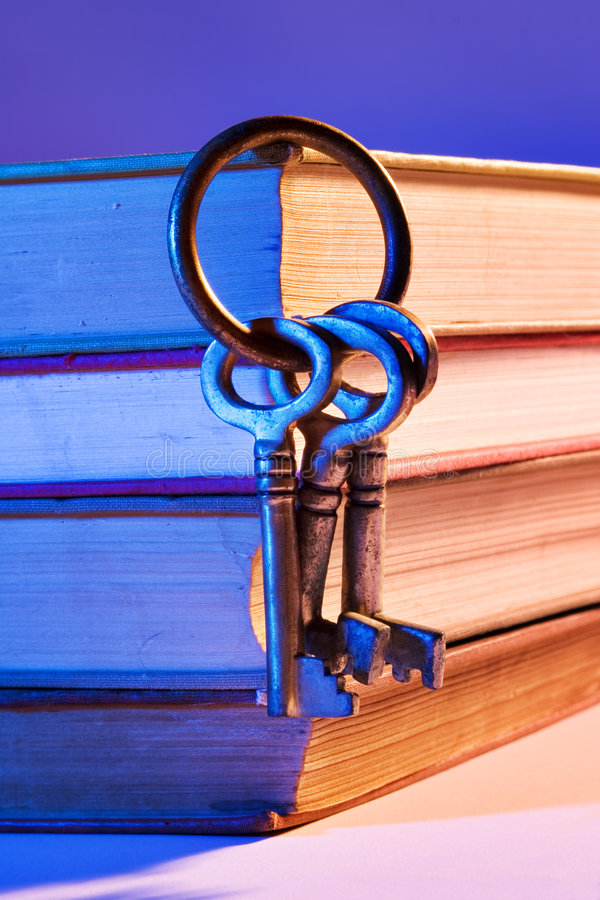 Free Key To Higher Learning Stock Image - 926551