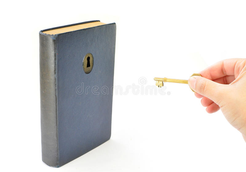 Download Key to knowledge stock image. Image of concept, hole - 19512867