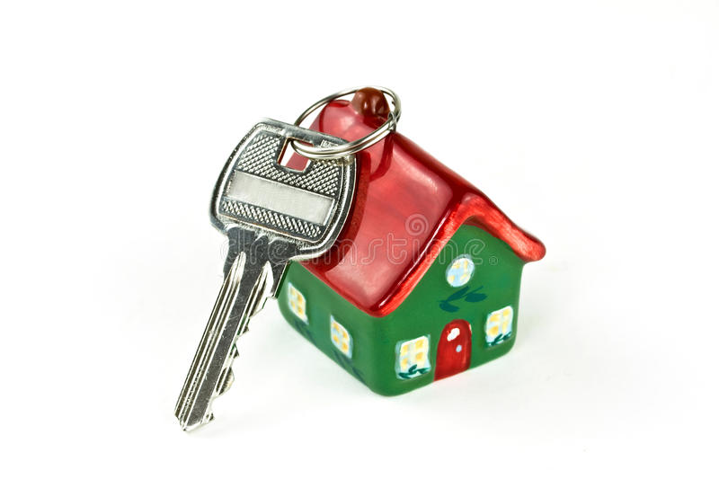 Download Key to new home stock image. Image of expensive, facade - 17881925