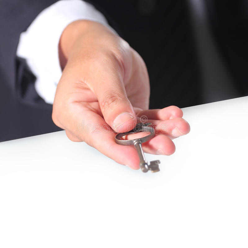 Download Key To Success Royalty Free Stock Photography - Image: 25208667