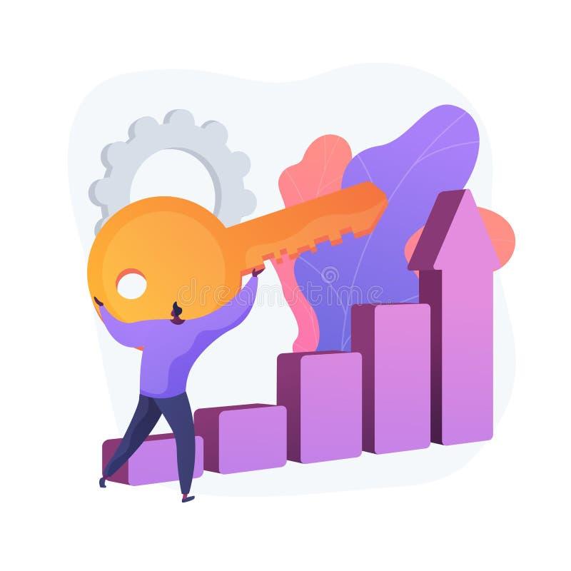 Free Key To Success Vector Concept Metaphor Stock Image - 183358841