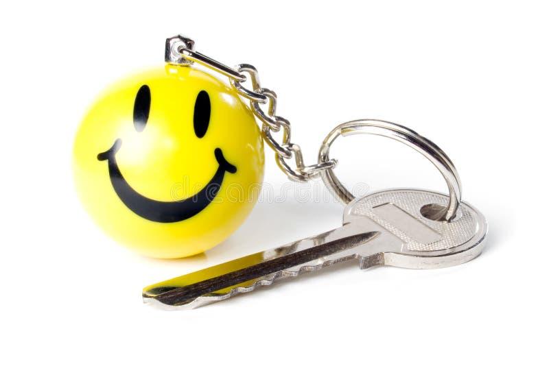 Key and trinket.