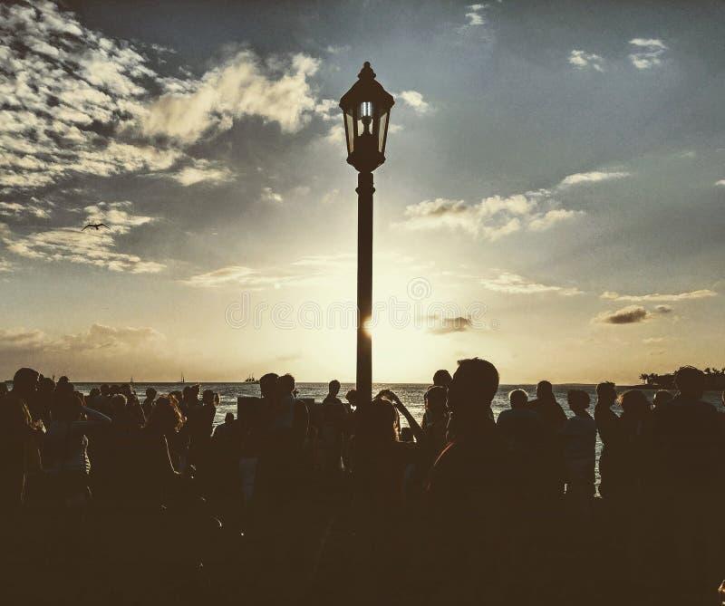 Key West 库存照片
