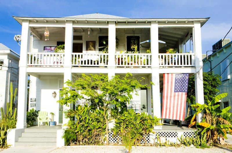 Key West 免版税库存图片