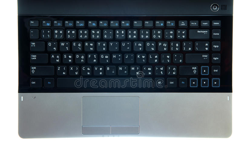 Download Keyboard stock image. Image of asia, electronic, notebook - 22138545